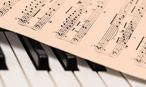 piano-partition-mémoire-de travail