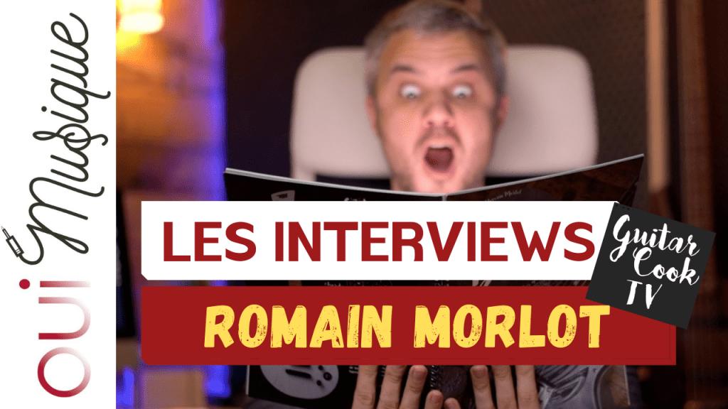 M Youtube Interview Romain Morlot